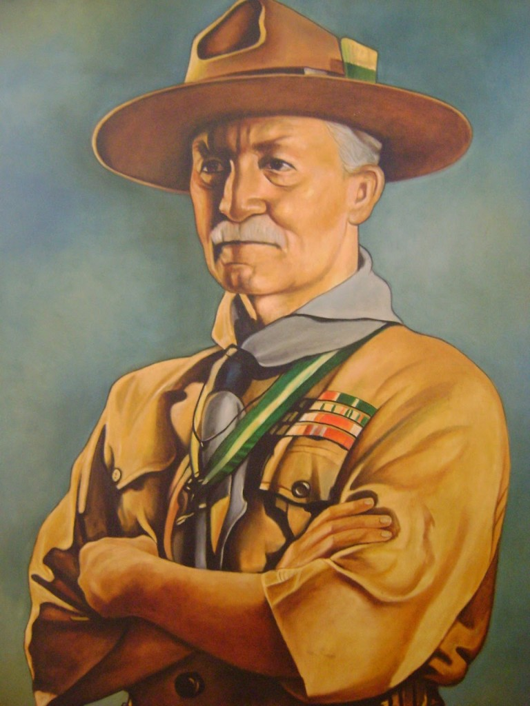 Copy of Baden Powell