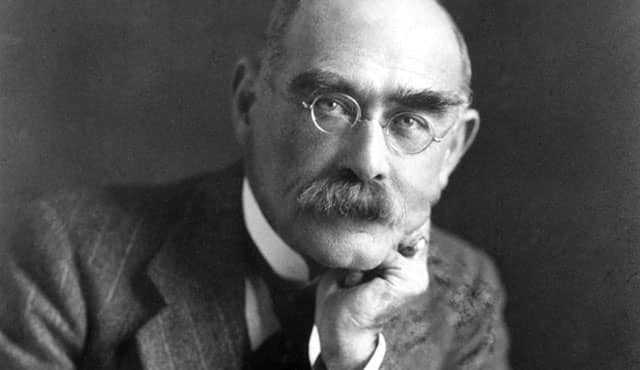 Copy of Rudyard Kipling