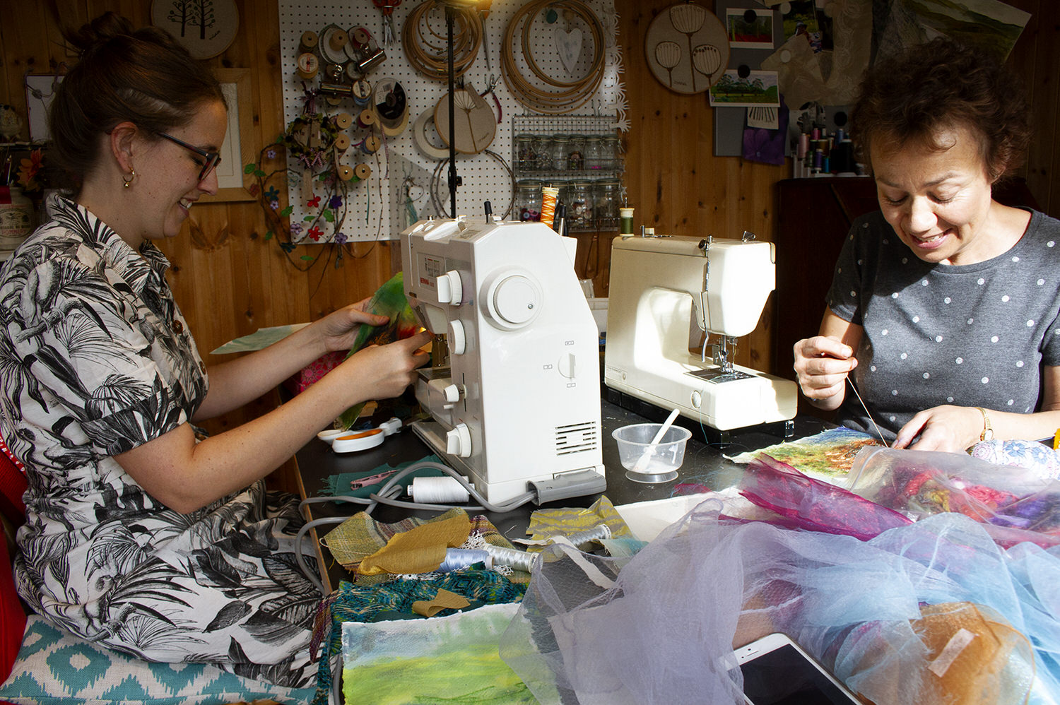 Landscape Embroidery students.jpg