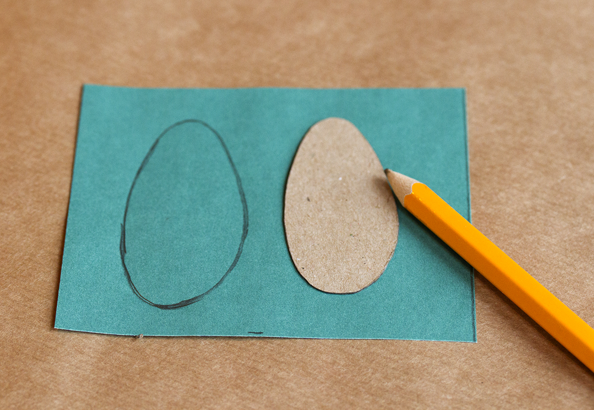 Step 1 (decorative paper)