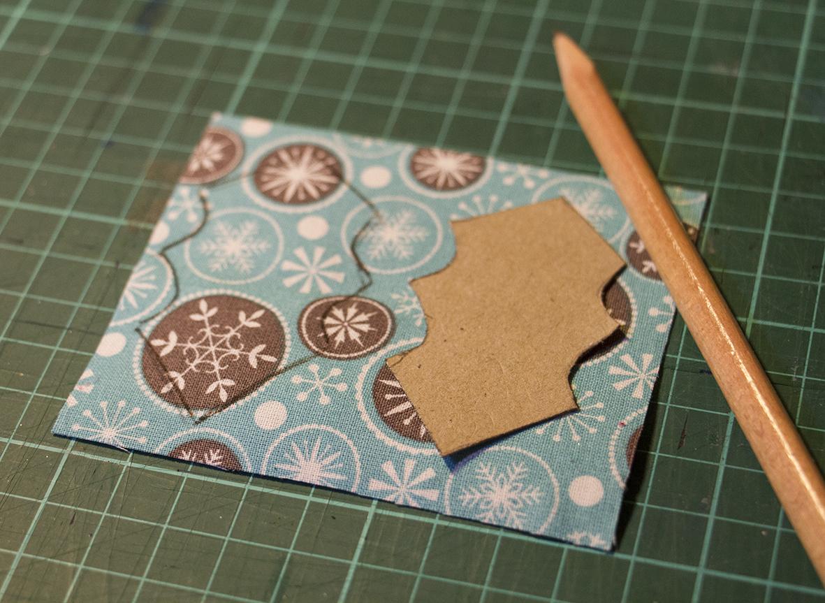 Step 1 (fabric)