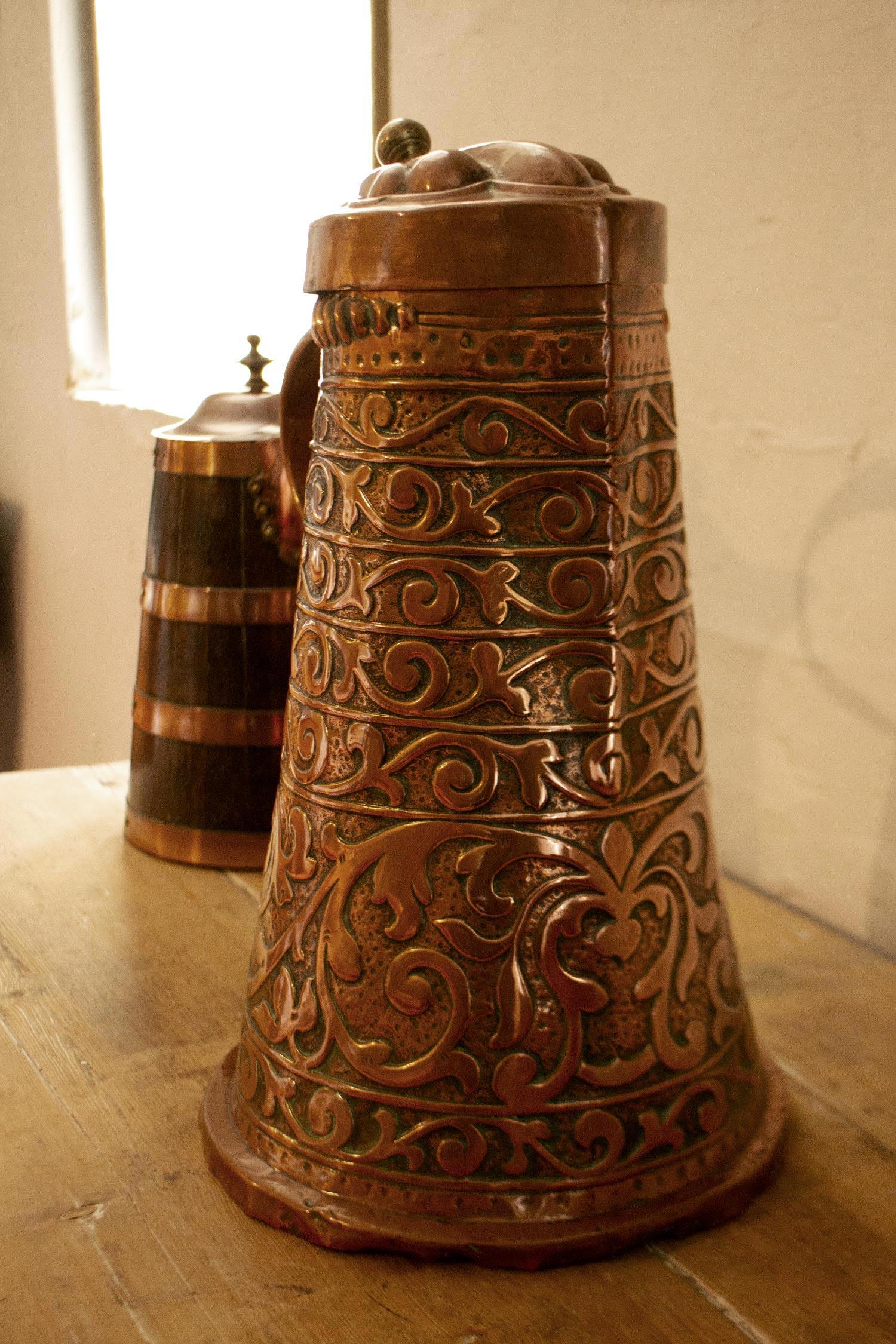 Copper Tankard Gunby blog.jpg