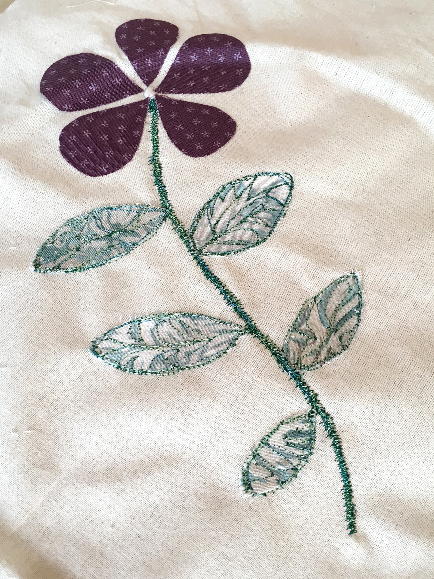 Beginners Machine Embroidery students work.jpg