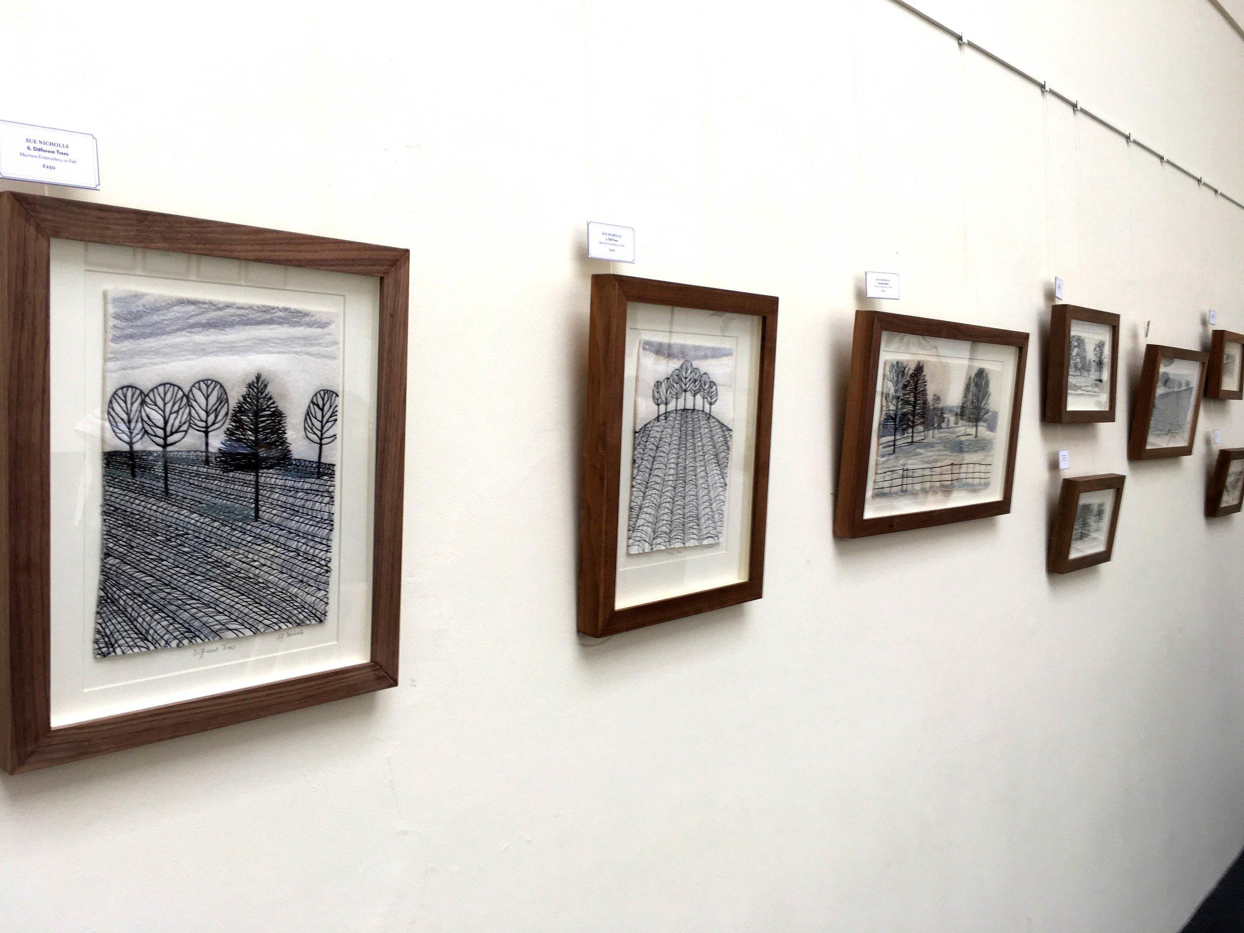 Sue Nicholls - Monochrome Landscapes