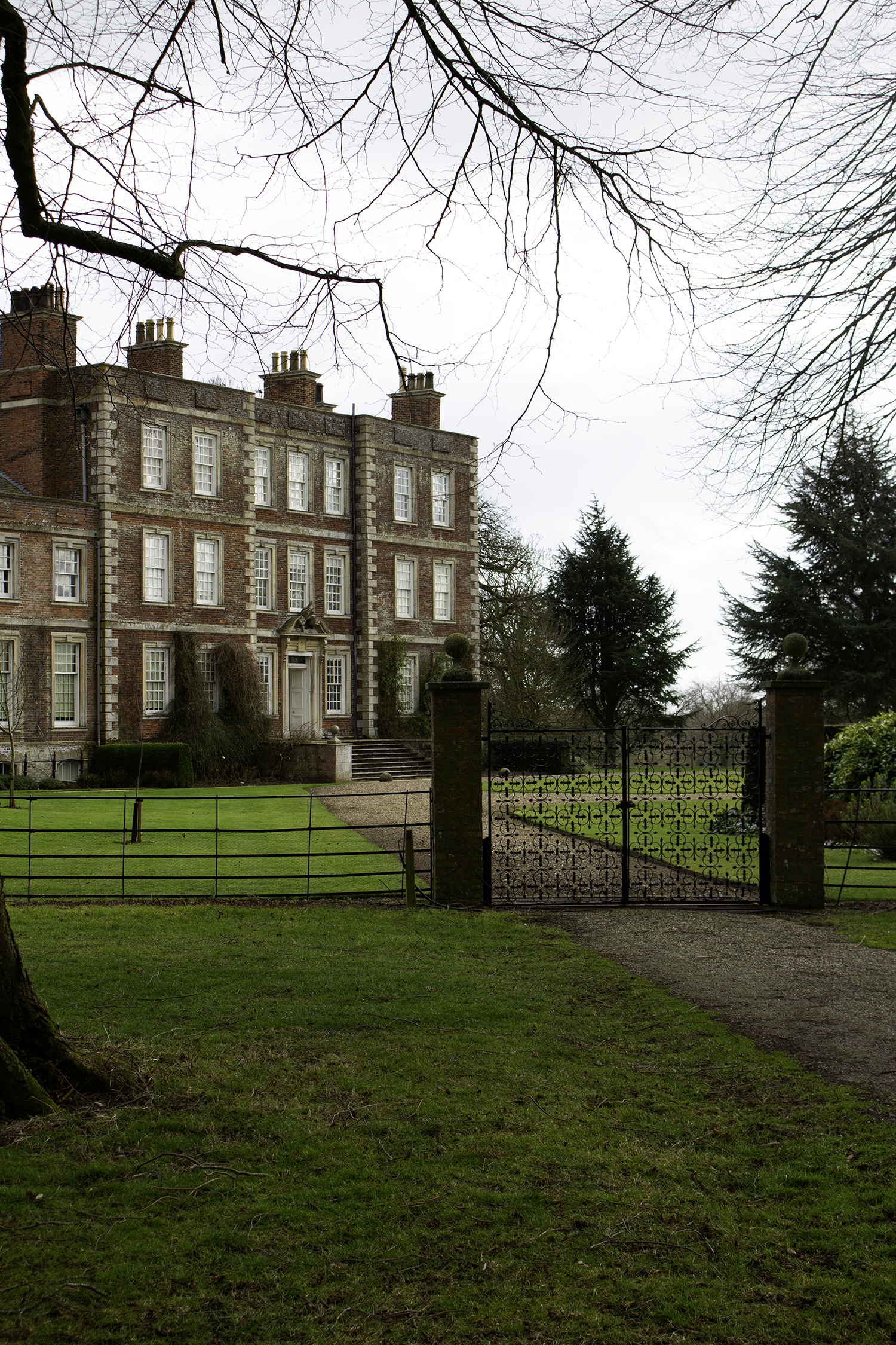 Images of Gunby Hall and Gardens