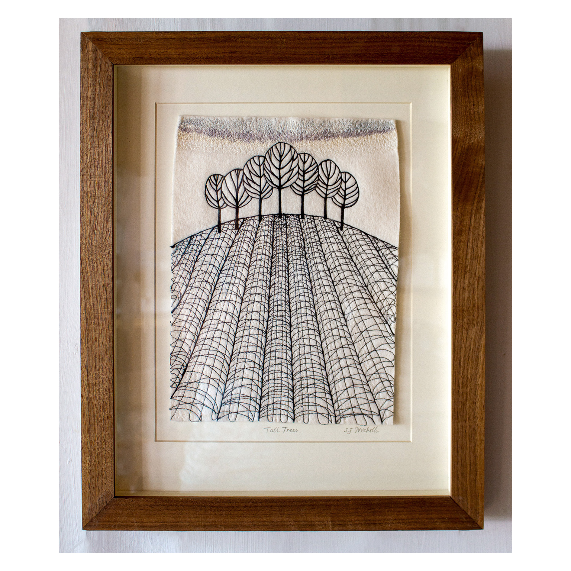 Tall Trees  (large) Available to buy