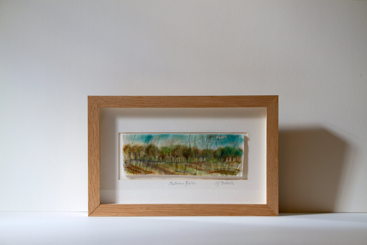 Autumn Fields  - available to buy