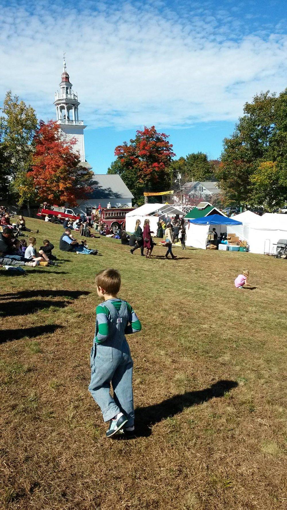 2021 Ashfield Fall Festival
