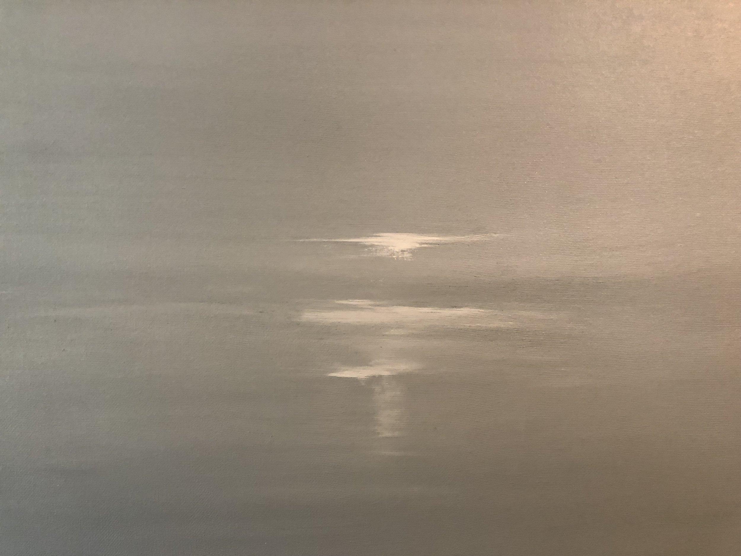 'Sunrise on Frenchman's Bay'