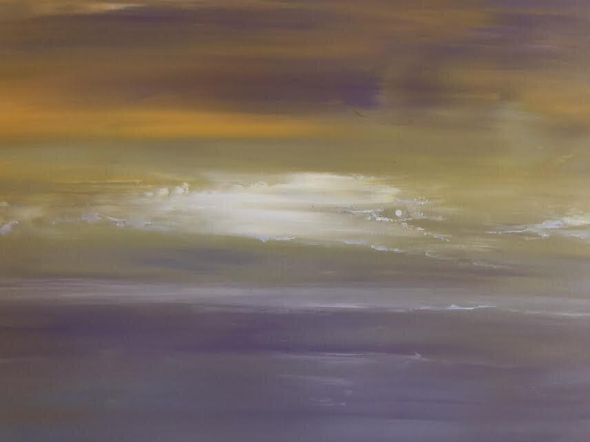 'Dawn at Isle Au Haut'