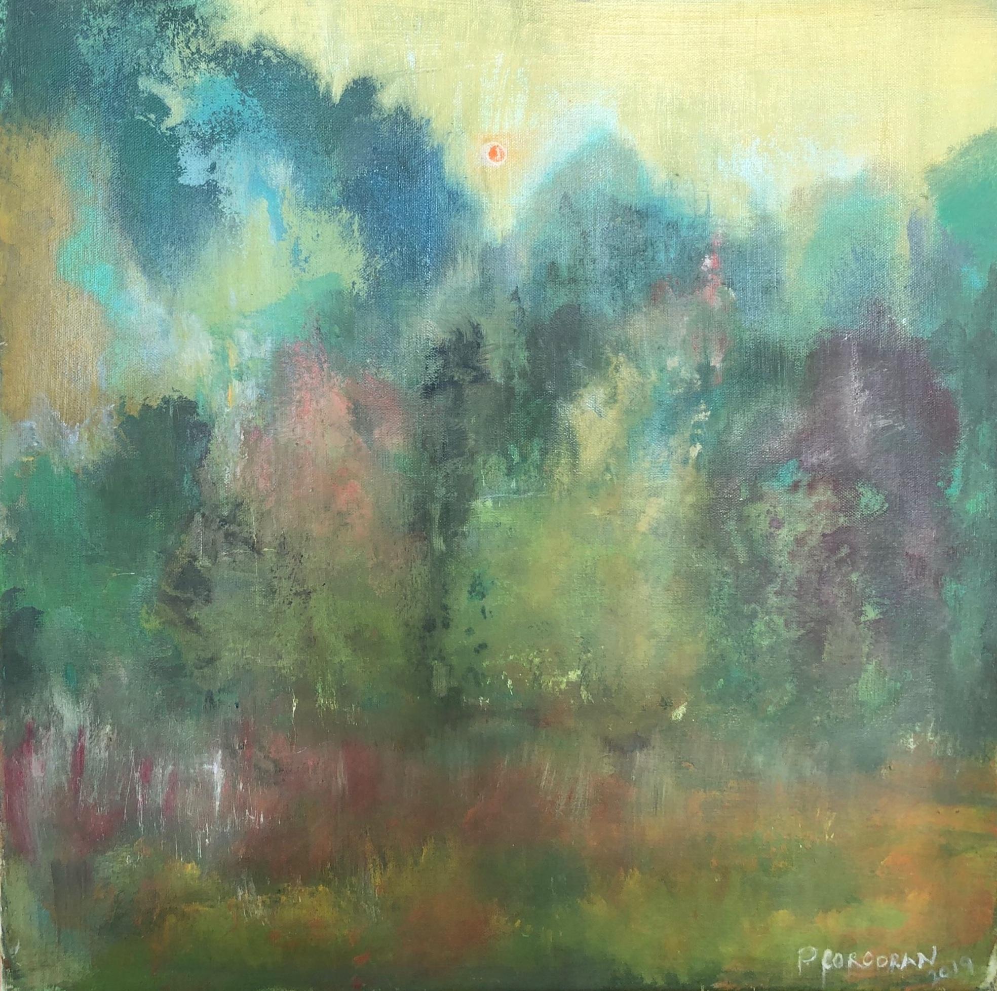 'Trees at Echo Lake'