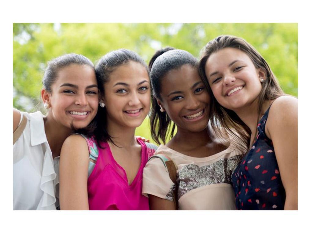 para niñas y jovencitas y sus padres y líderes - Educación para prevenir la explotación de nuestras hijas, nietas y también nuestras estudiantes