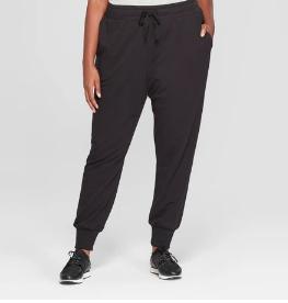 Target  Ava + Viv Jogger Ankle Pant  x - 4x  $24.99  shop  here