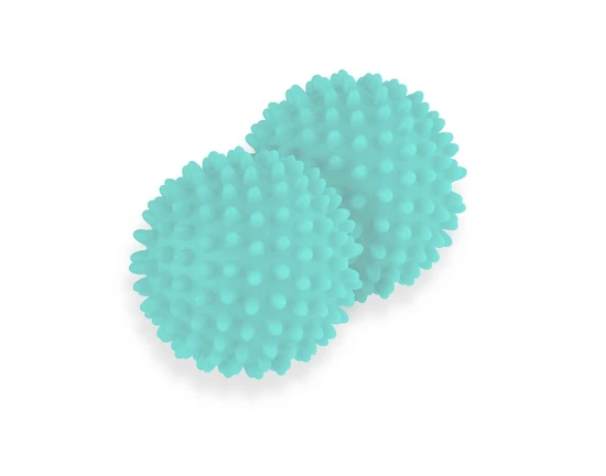 Dryer Balls - I am not a fan of dryer sheets for many reason. But I am also not a fan of static or over-drying my clothes. These will help cut down your dry time which in turn helps to preserve your clothes!Click image to shop.