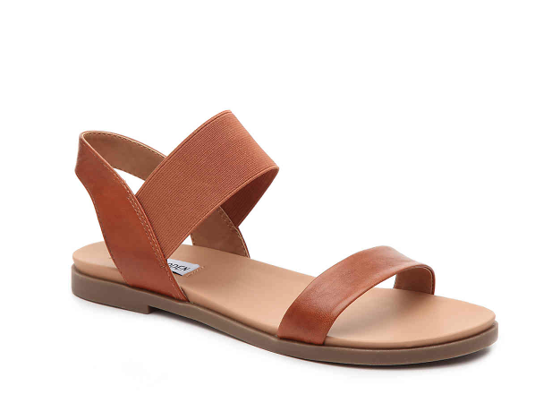 Fashion Sandals - Flip flops have a time and a place, but sometimes you need something more elevated. This is an extremely versatile style you can wear with dresses, skirts, shorts, capris, etc. You can dress them up or down, and the neutral color will go with everything! This is a fantastic style by Steve Madden and you can find them at DSW.Click image to shop.
