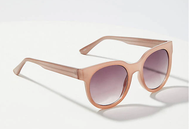 Sunglasses - I think this is the third time I've put sunglasses on a 'best buy' list. Seriously, a new pair of trend driven shades it the most affordable and effortless was to elevate your look this season. I always love buying mine at the Loft, and this is a pair I'm digging right now!Click image to shop.
