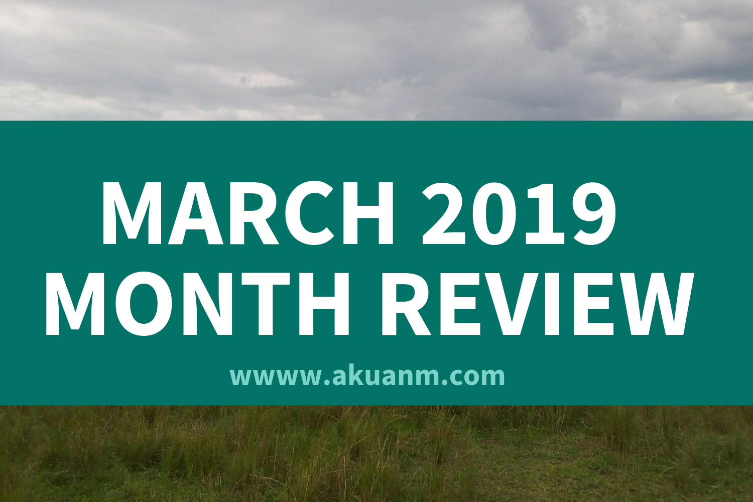 March 2019 Month Review.png