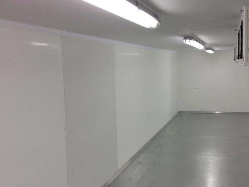 步入式冰箱翻新