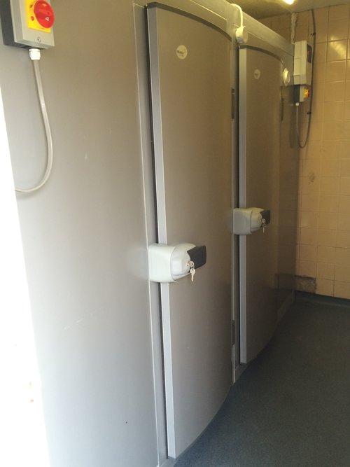 分级双室冷藏室