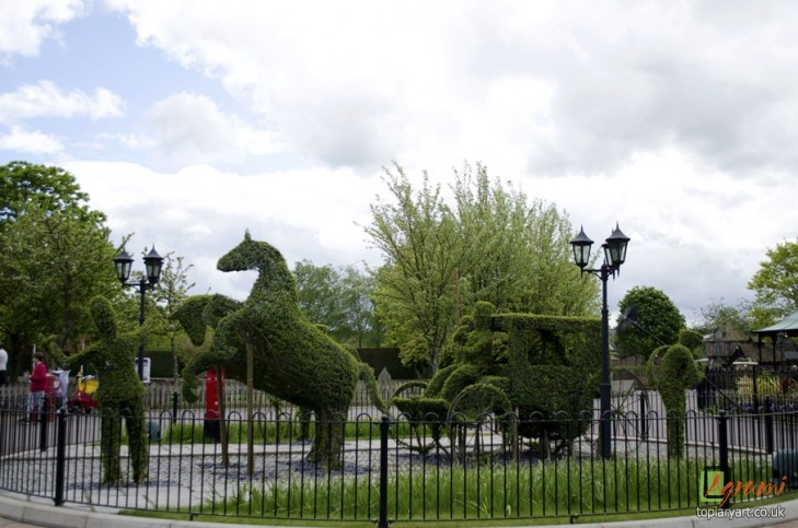 Agrumi - Bespoke Topiary Design