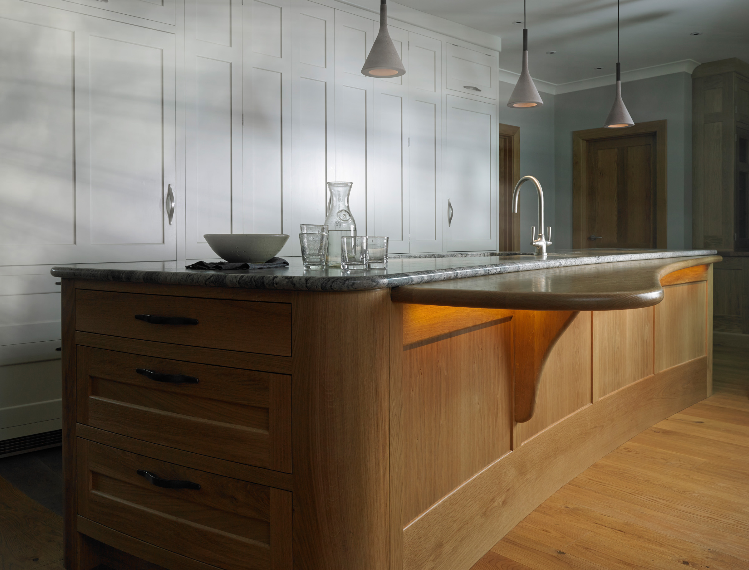 Contemporary Style Kitchen -