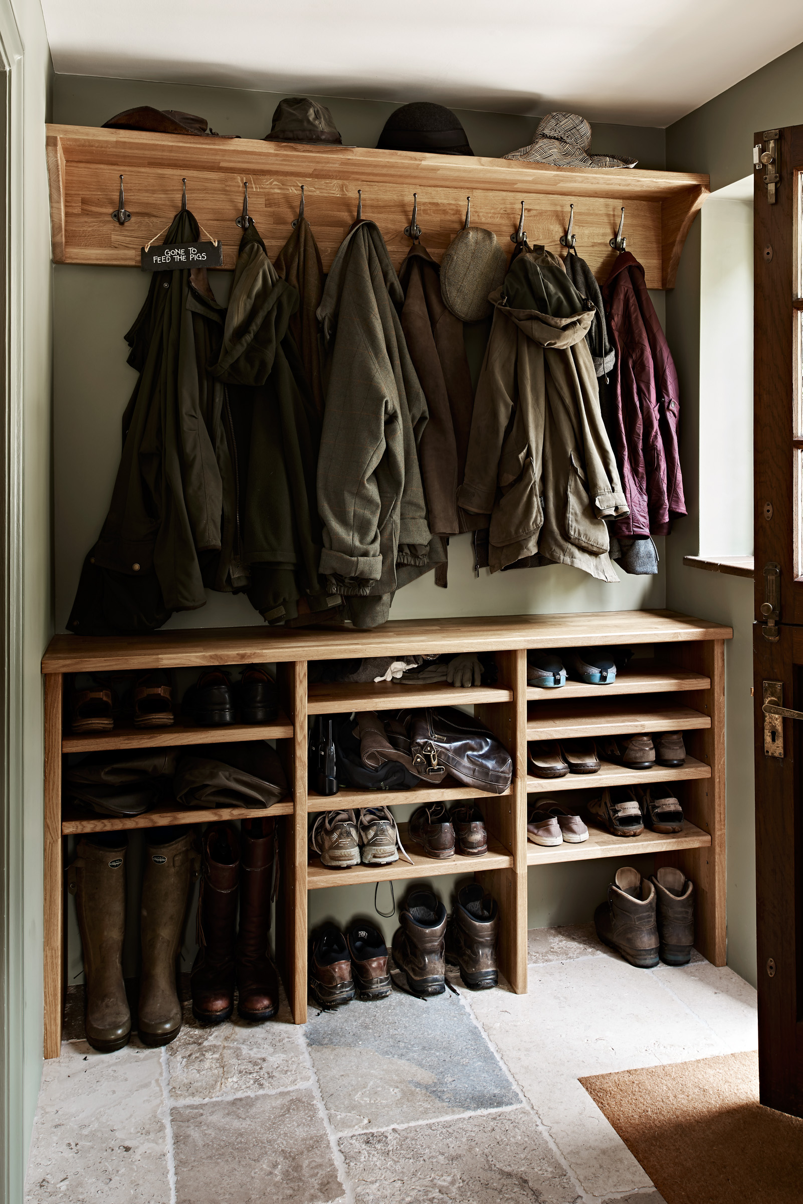 Every Boot in its Place -