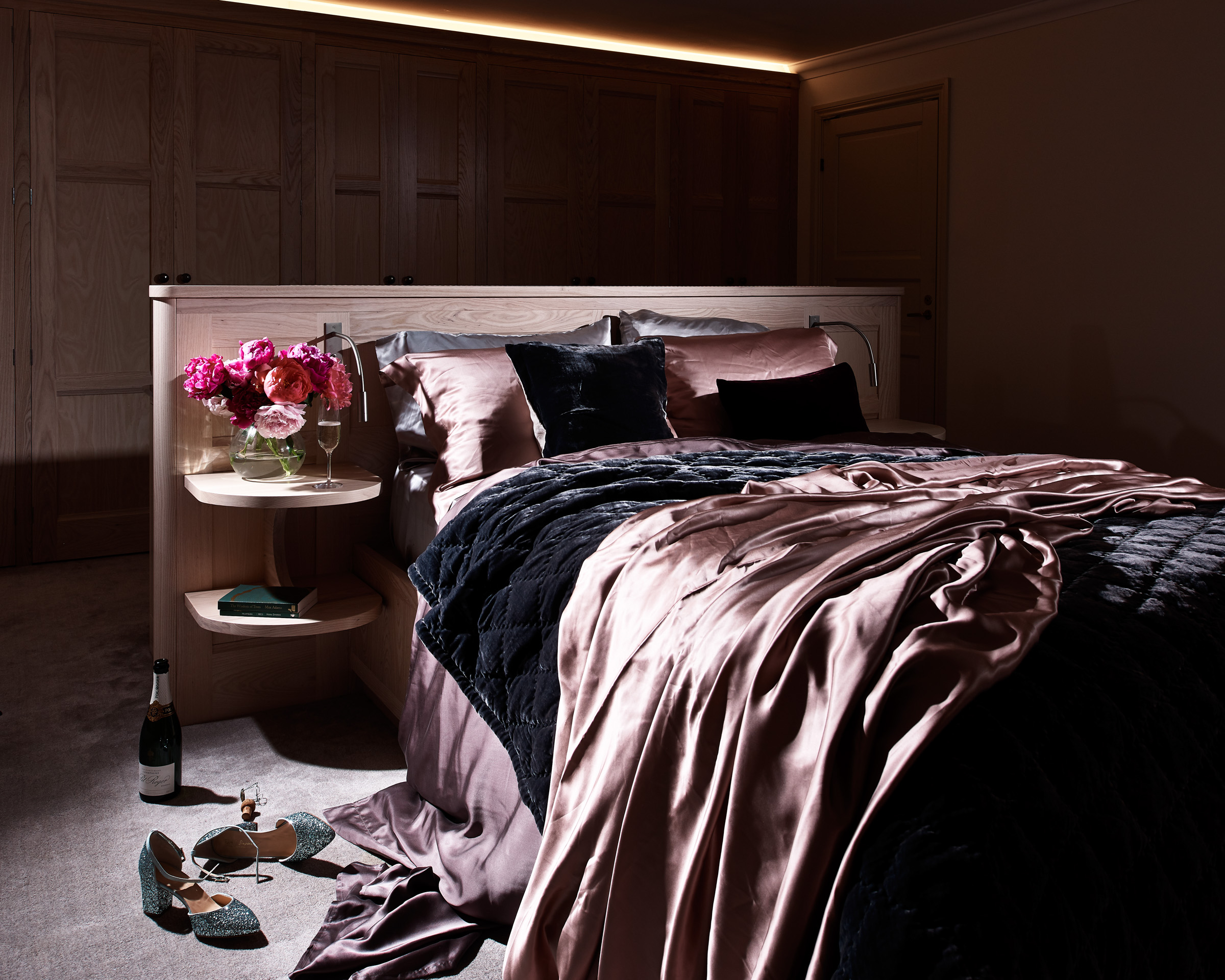 Bedroom Glamour -