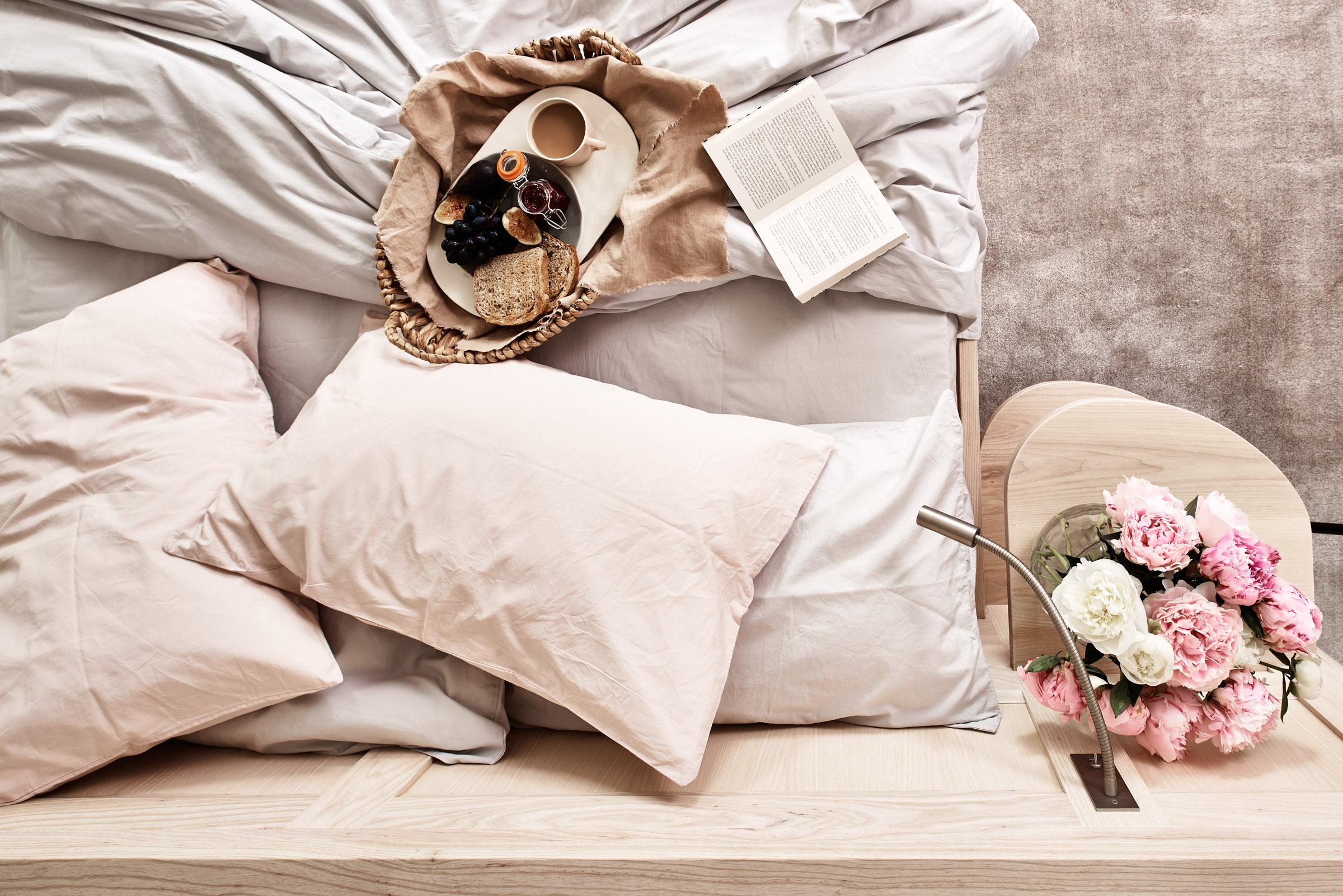 Breakfast in Bed -