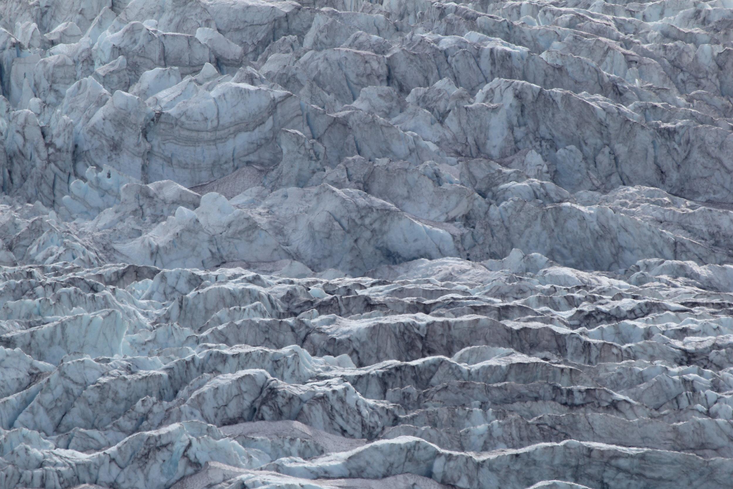 Candian Glacier