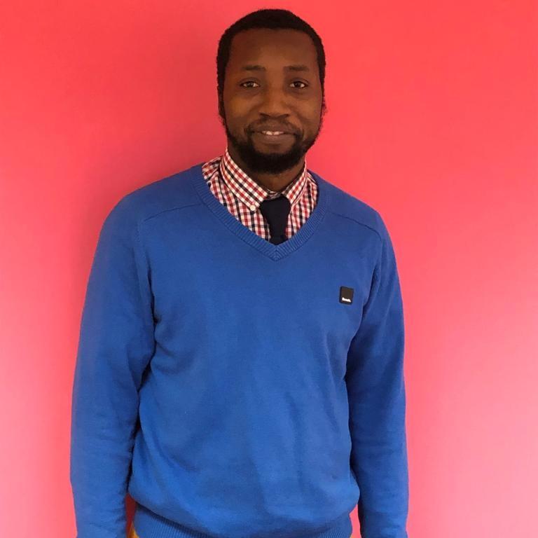 Thulani Mutopo Head of Logistics