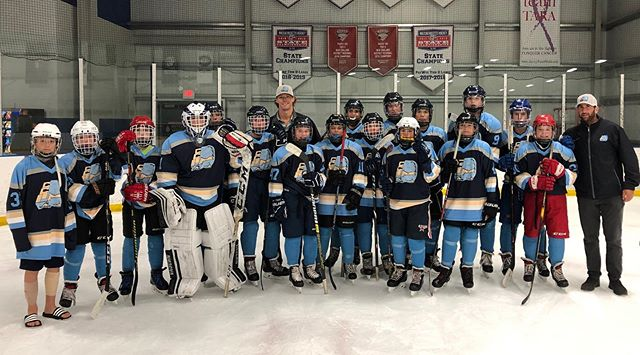 Had a fun weekend of hockey 👍🏻 it was great to have and opportunity to work with these players behind the bench. There were a lot of teaching moments this weekend and I felt that both players and coaches learned a lot this weekend.  Very proud of the group of players we had this weekend. All are great hockey players and people too. Looking forward to our next tournament already!  #capecodhockey #capecod #hockey #tournament #summerhockey