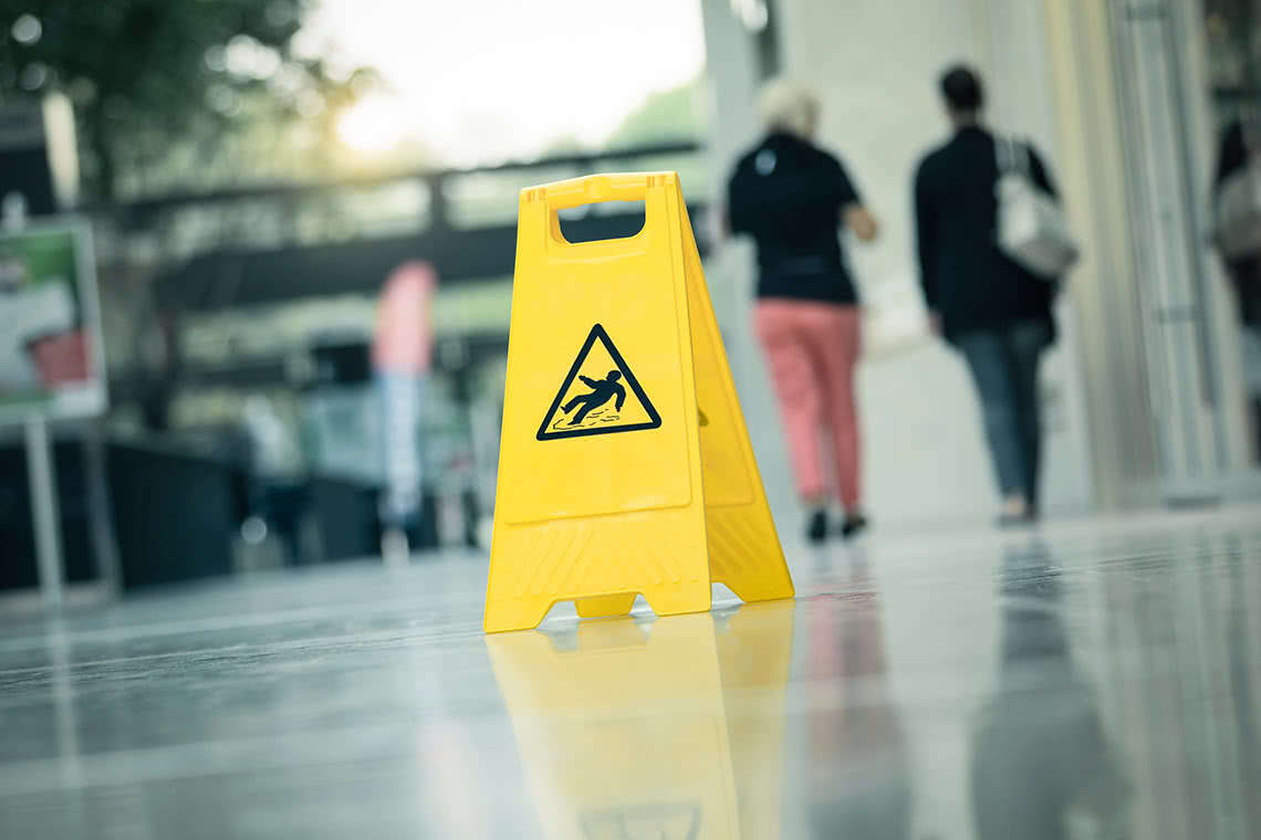 PREMISES LIABILITY  If you were not warned of unsafe conditions that caused your injury, we can hold owners liable for your damages.