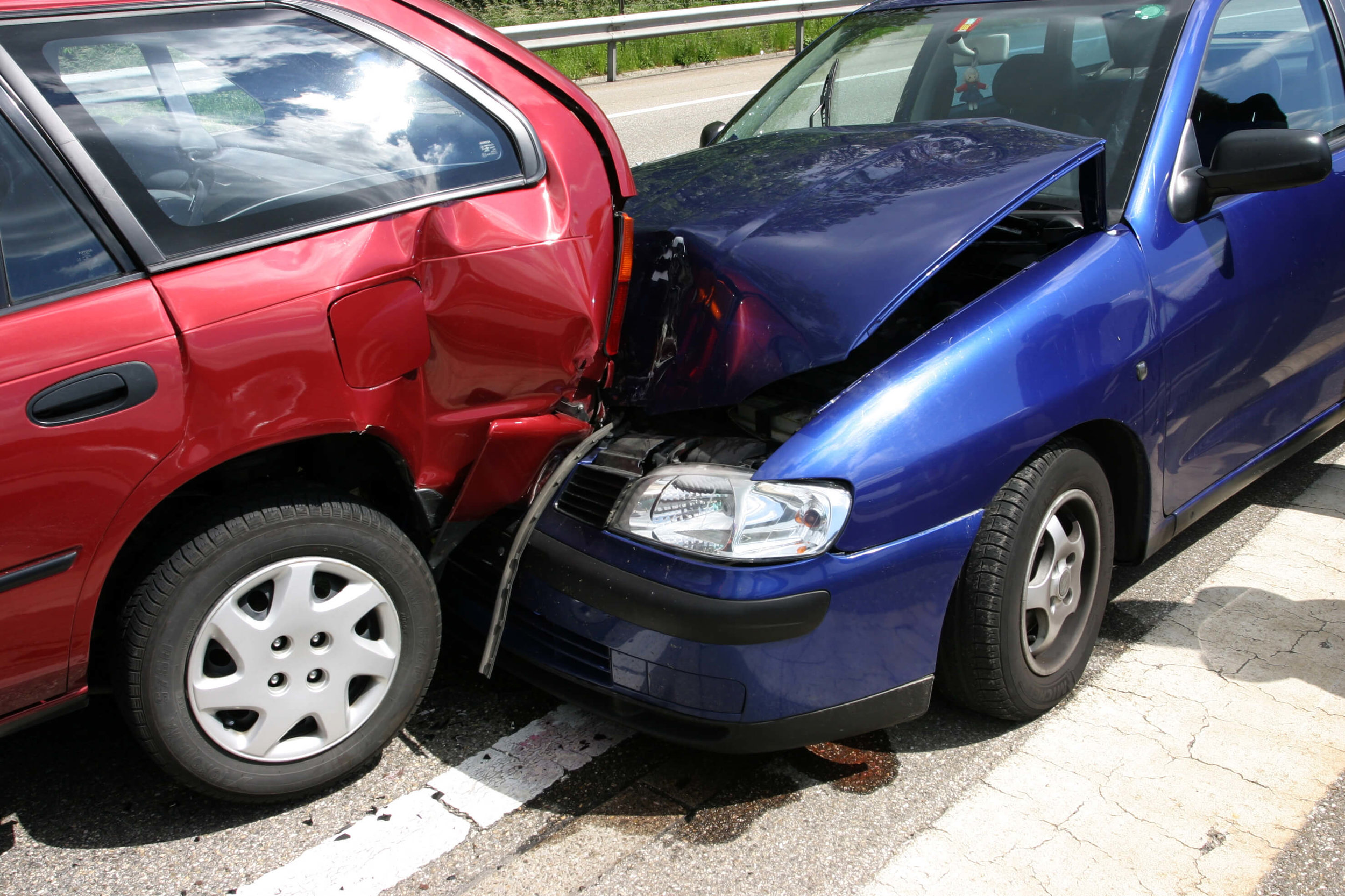 A car accident can cause devastating or fatal injuries.