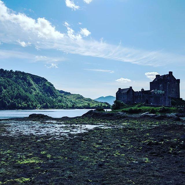 #eileandonancastle #highlander #highlandprivatetours
