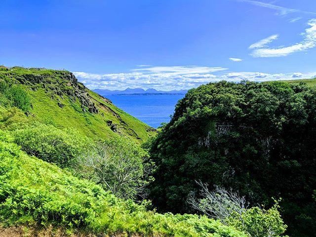 Natural beauty of the Isle of Skye #skye #isleofskye #innerhebrides #highlandprivatetours #awesomescenery