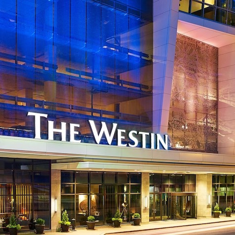 the Westin - 777 St. Clair Ave NE, Cleveland, OH(866) 716-8108