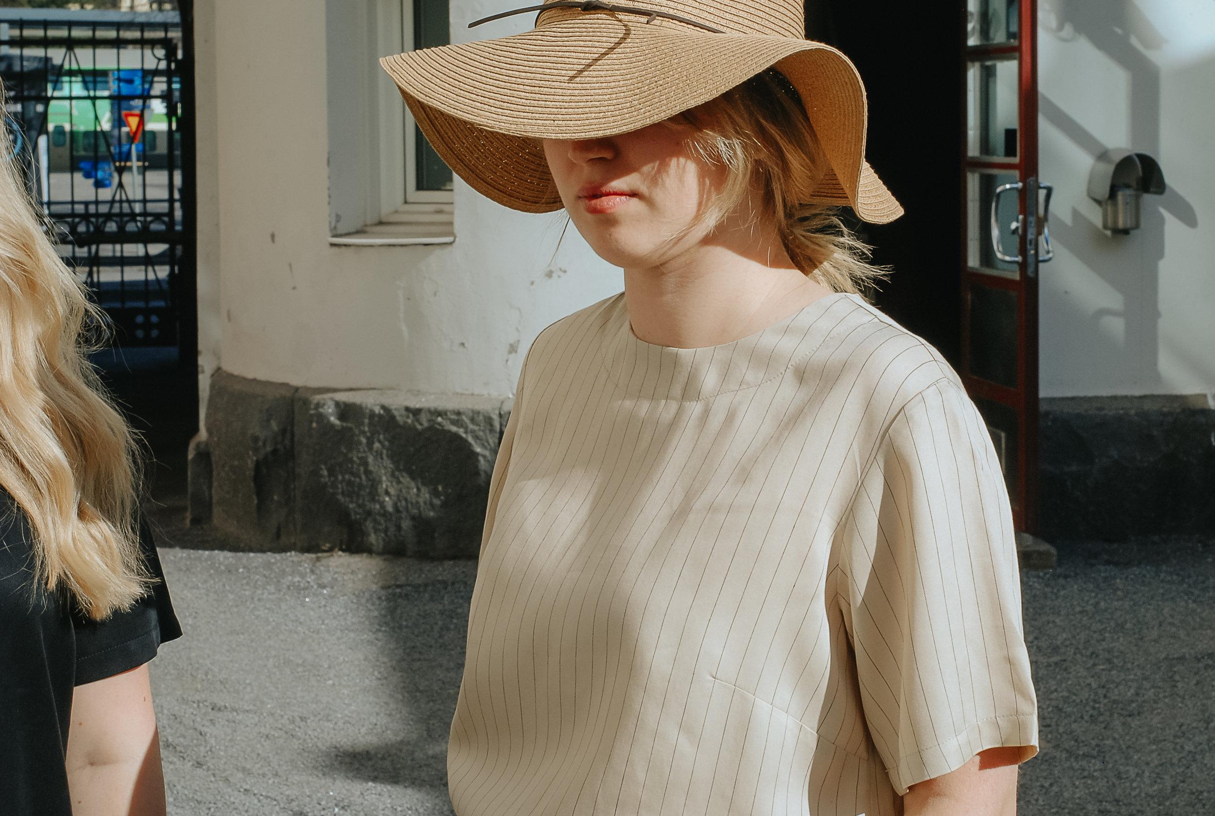 Comfortable chic - breathable garments By SärK