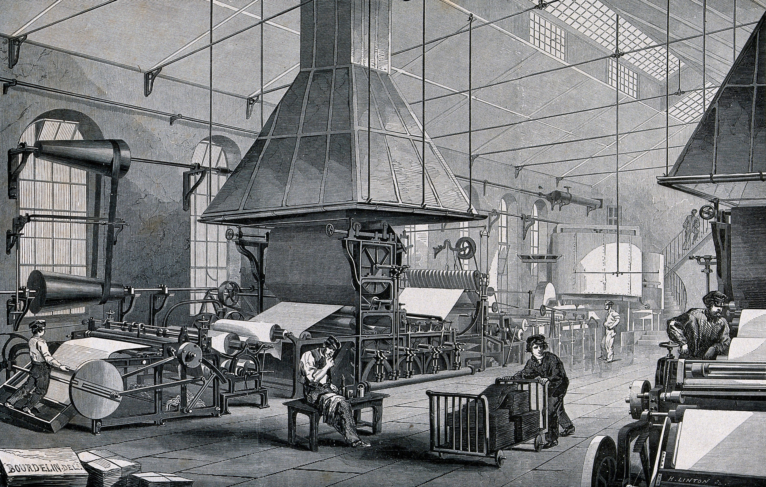 Print culture:   Industrialisation, education, and the expansion of print culture in the nineteenth century   more