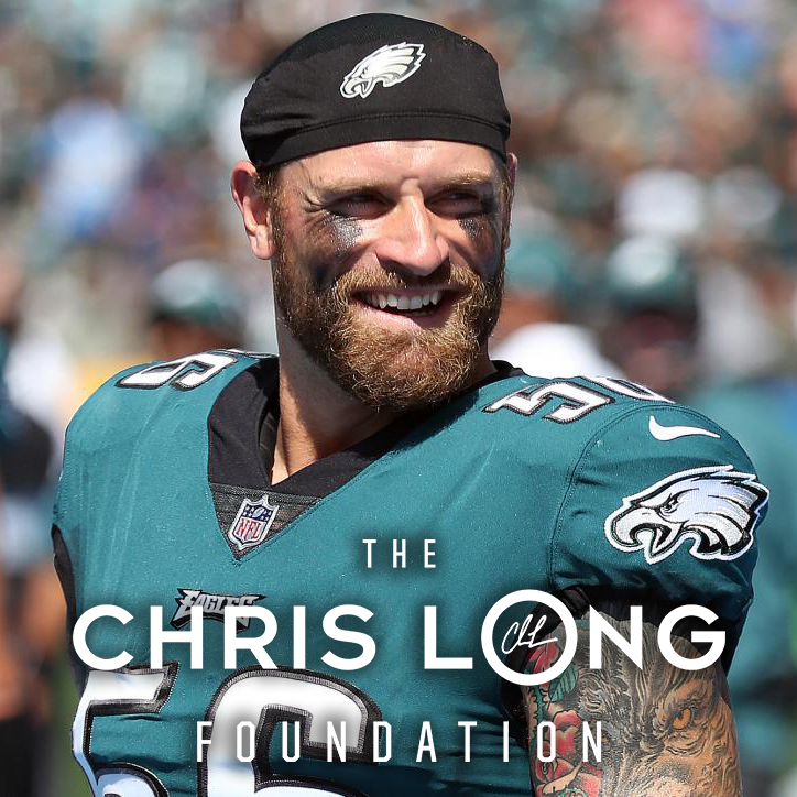 Chris Long, Retired Eagles' Defensive End, 2018 NFL Walter Payton Man of the Year & Reading Hero