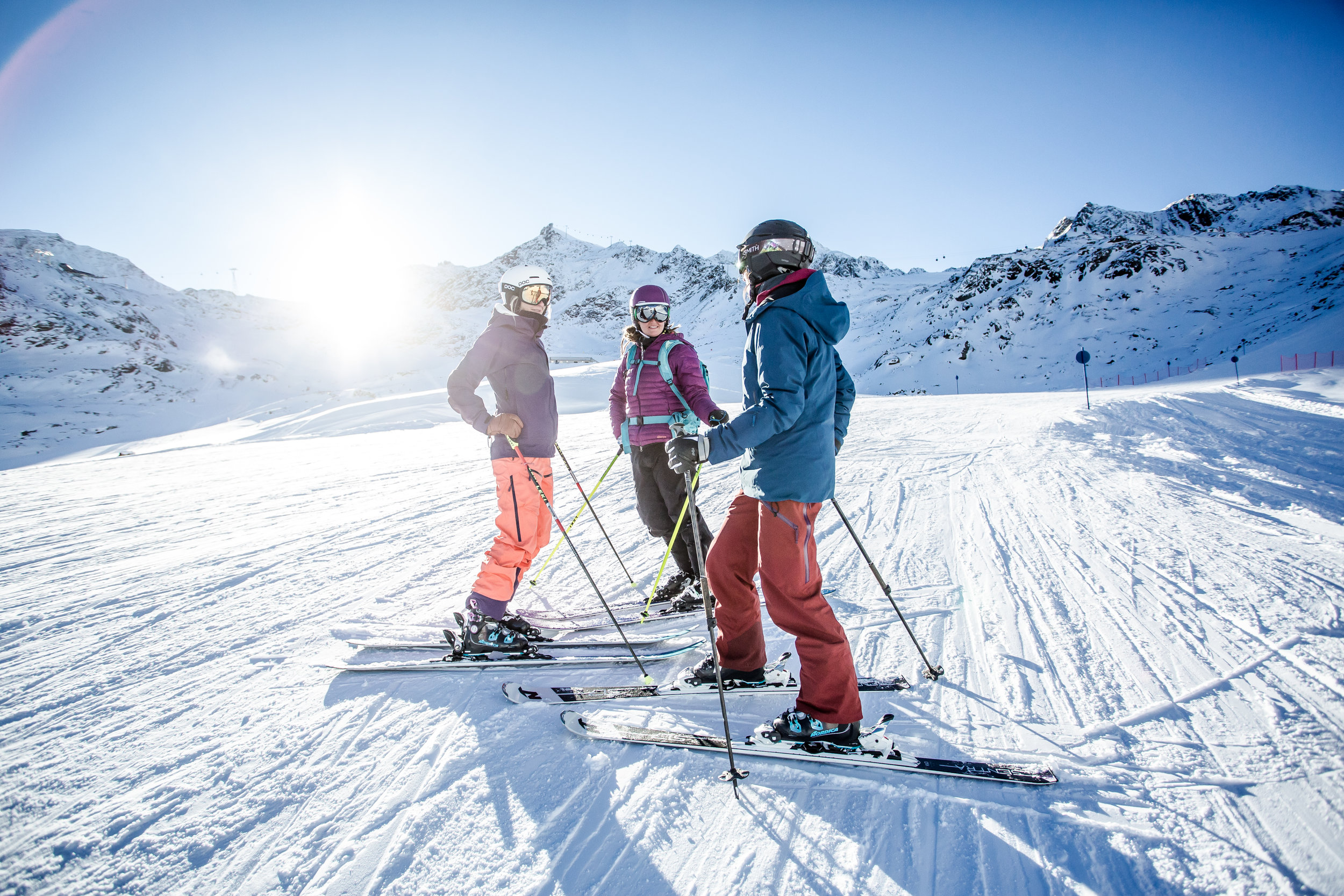 1/2 day at the Arlberg= 225€/1PAx+30€ each additional Person - 1/2 day = 2hours
