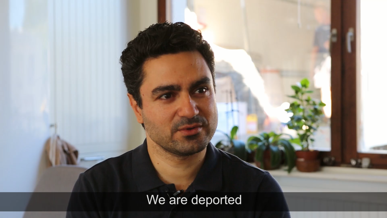 Diversify Video - Ali's Deportation
