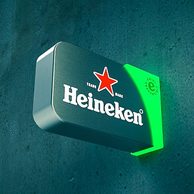 Some work we did in the Caribbean zone for Heineken.