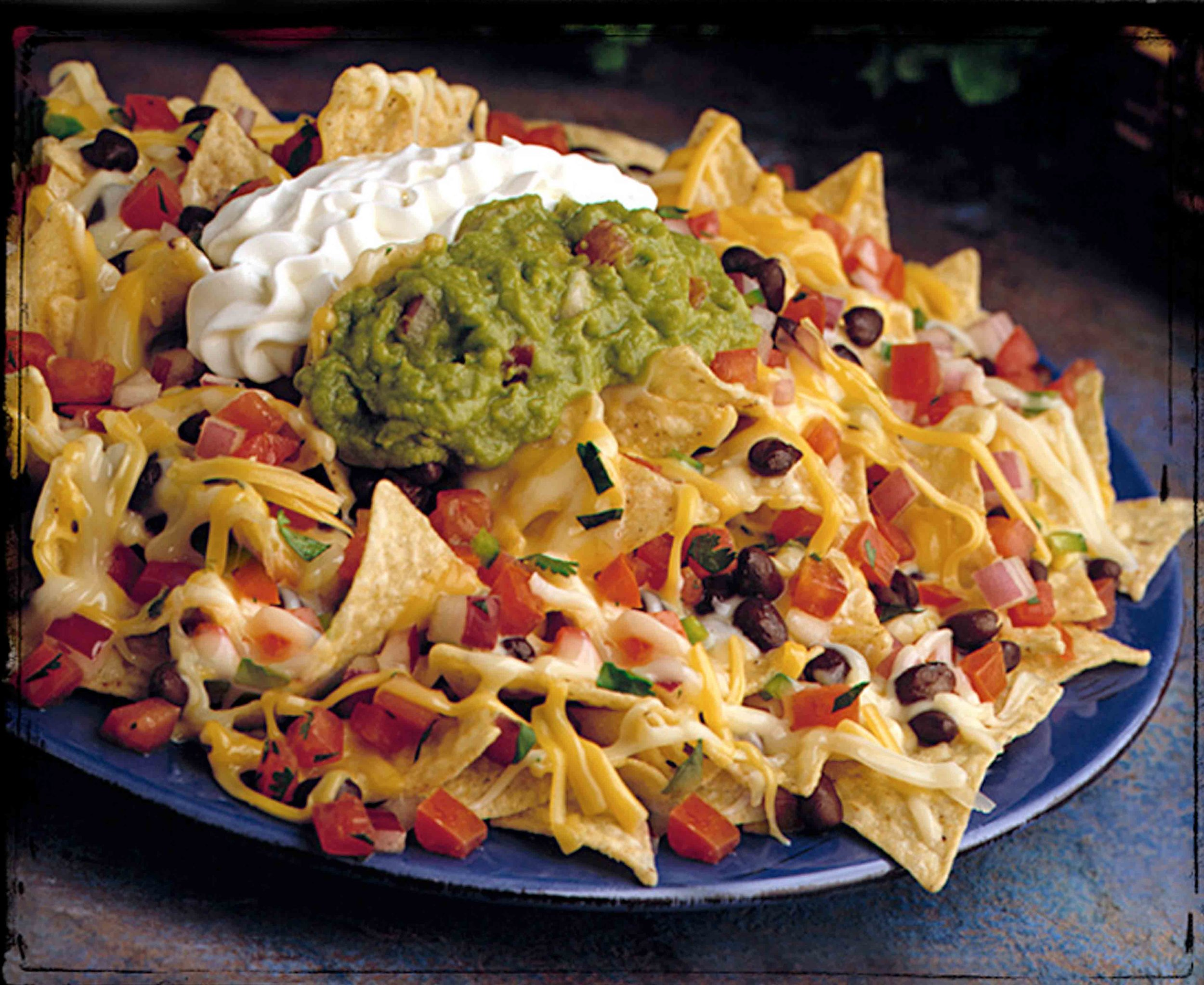party nachos