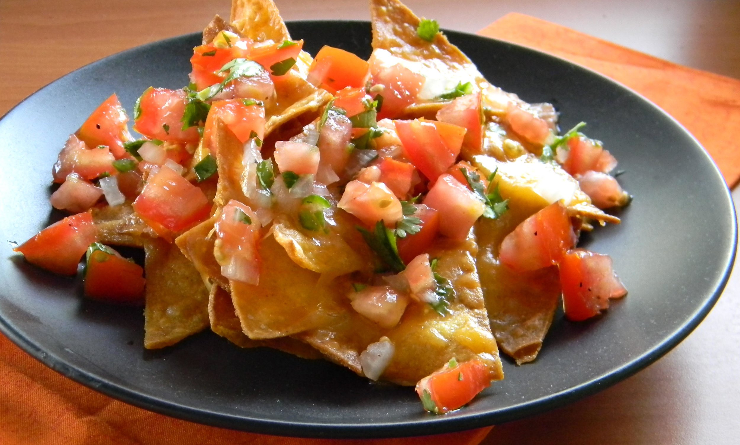 simple nachos