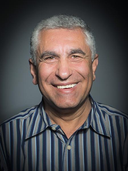 Lahoud Lahoud, Arabic Pastor