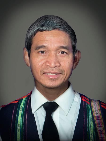 Yei Kazor, Degar Pastor