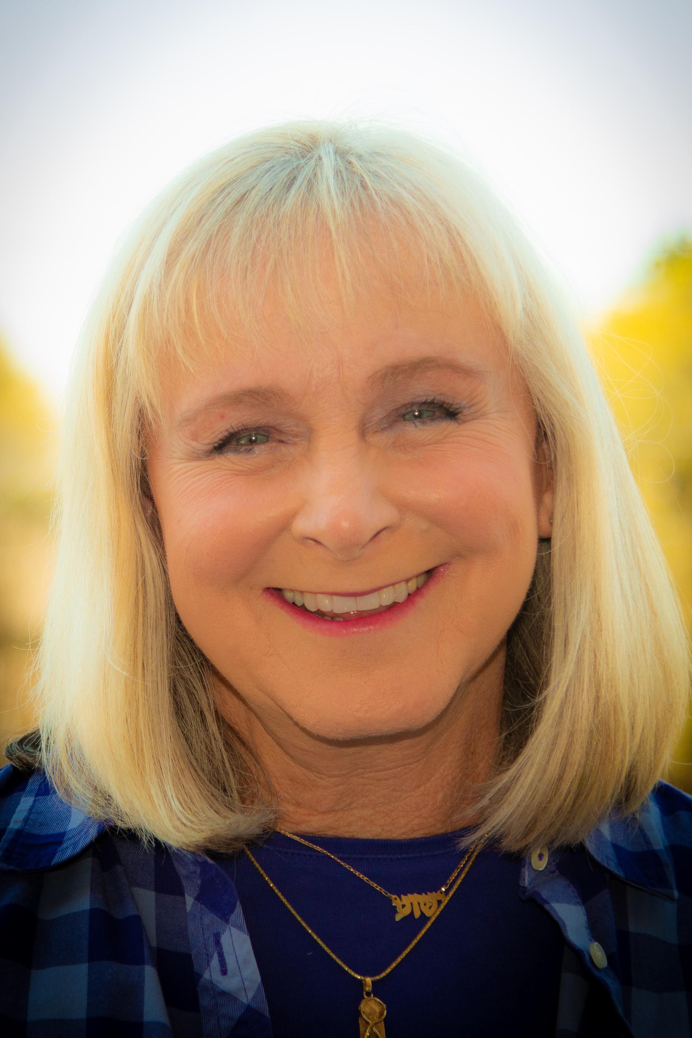 Gail Tomlinson - Prayer Coordinator