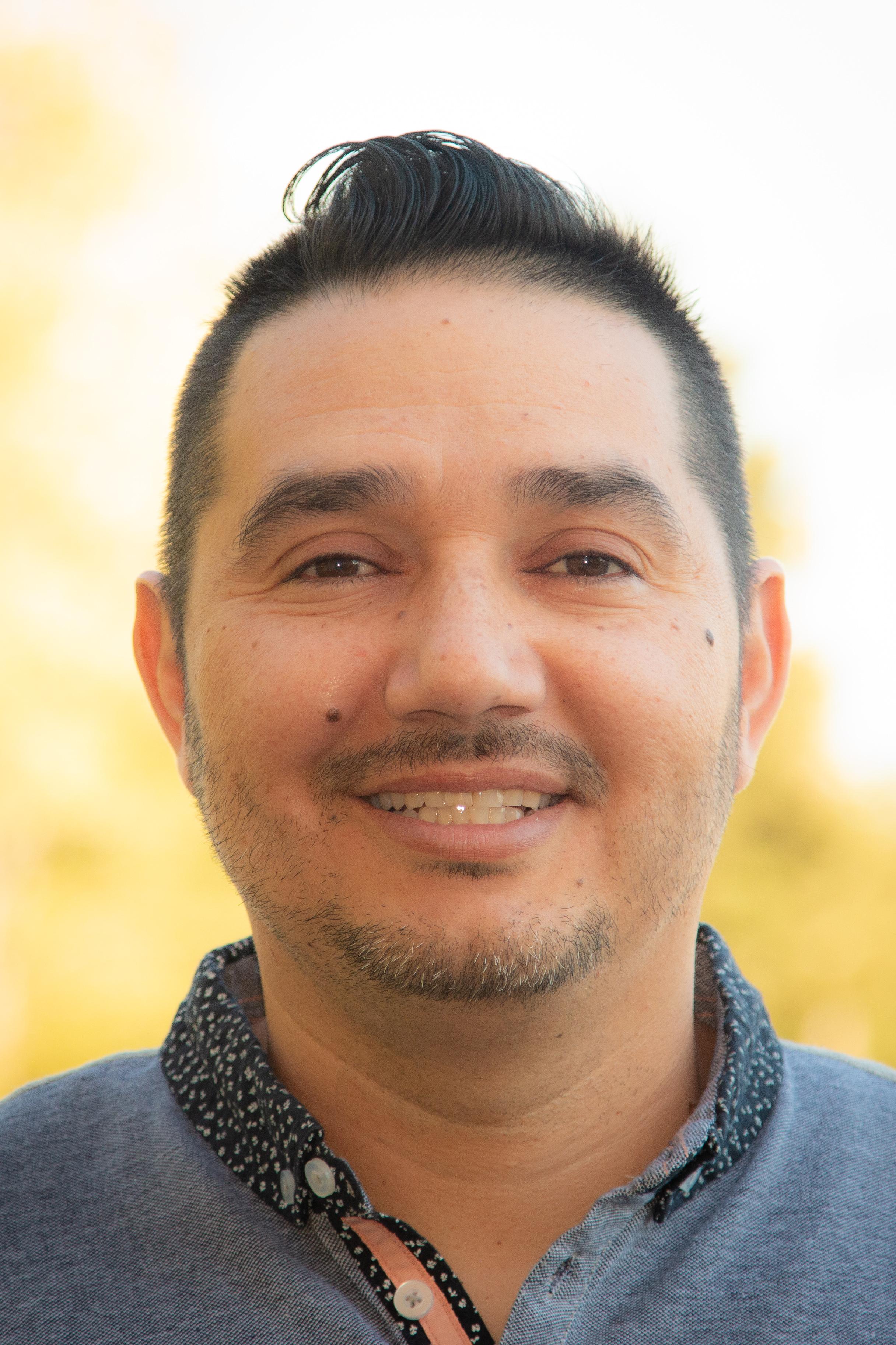 Jaime Reynoso - Latino Associate Pastor