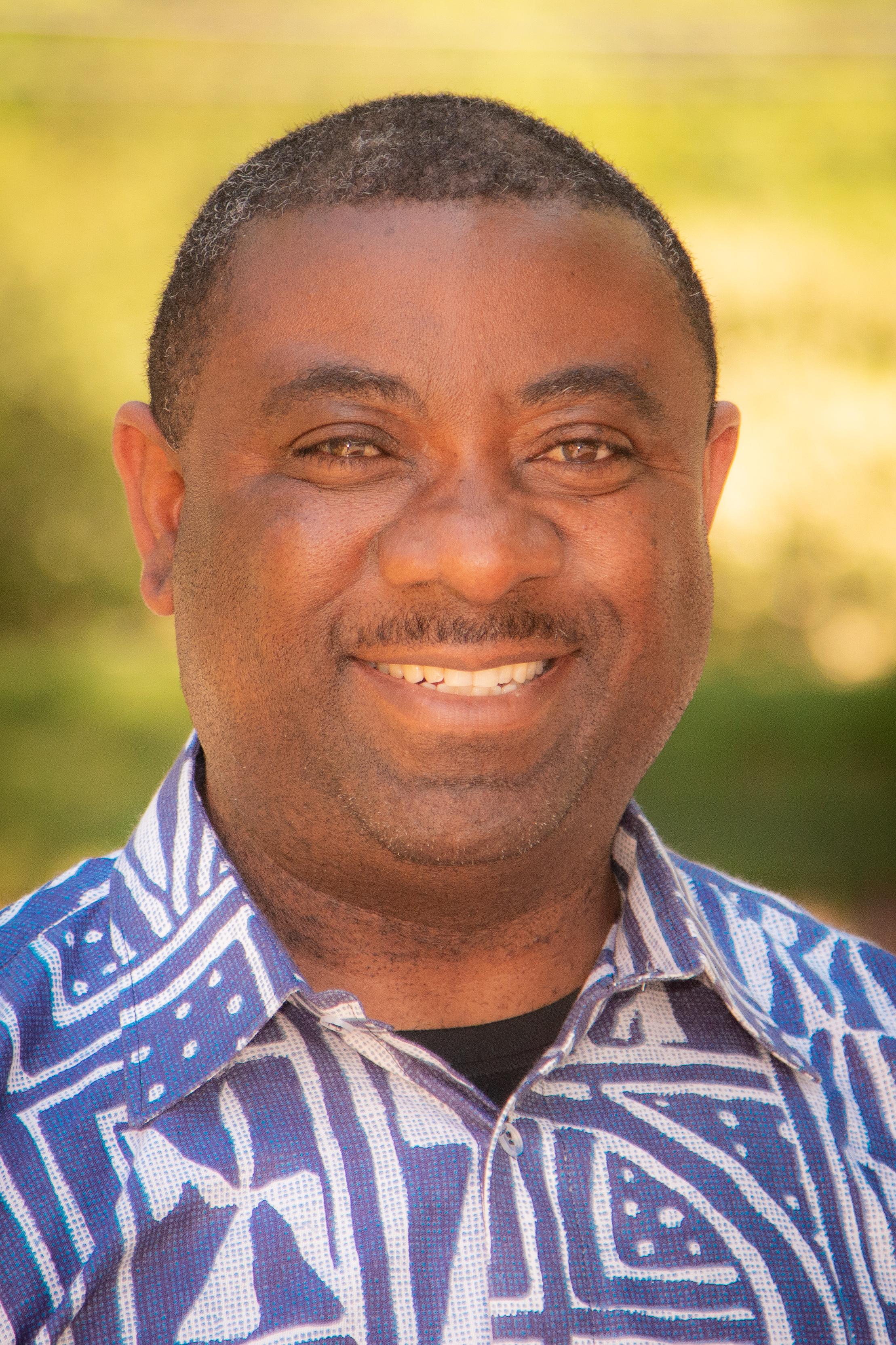 Gilbert Njandjo -