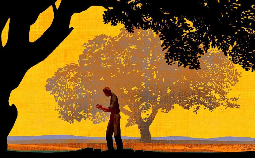 East Of Eden  by  Mick Wiggins  (2008)